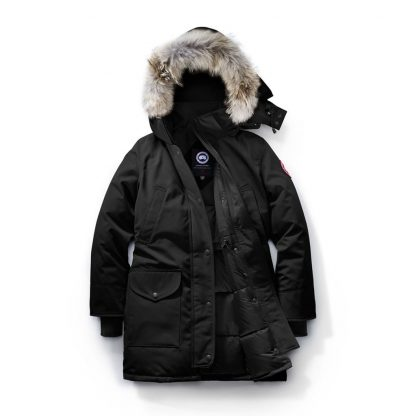 hot sale online 5b9a4 48b6d Cheap Canada Goose black Women\'s Trillium Parka Fusion Fit Buy Canada  Goose Jacket Cheap 6605131397